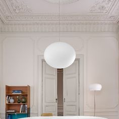 Ligne Roset 法國第一精品家具、傢飾、設計燈具、地毯 White Pendant Light, Ligne Roset, Pendant Lighting, Lighting Ideas, Home Decor, Decoration Home, Room Decor, Interior Design, Home Interiors