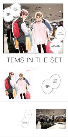 """""""I'm Alive!"""" by kiwiootori ❤ liked on Polyvore featuring art, kpop, fanart, GOT7 and yugbam"""