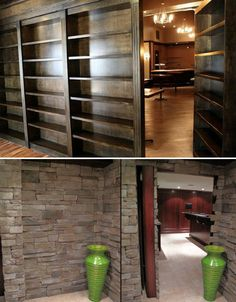 103 best secret room safe room panic room ideas images hidden rh pinterest com
