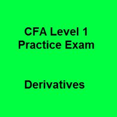 Pass Your CFA Exams on the First Try - Investopedia