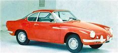 1959 Fiat-Abarth 750/850 is a series of sporting cars by the Italian firm Abarth & C. of Turin, Italy in the 1950s and 1960s. The cars used the floorpan of the Fiat 600, but were fitted with Abarth's modified engines.