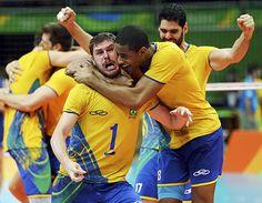 【バレーボール男子】開催国ブラジル 3大会ぶり3度目の優勝