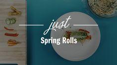 Spring Rolls - Just Recipes