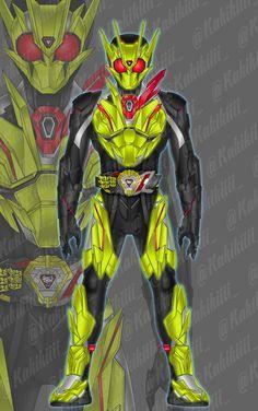 Zero One, Kamen Rider Series, Power Rangers, Character Art, Concept Art, Pokemon, Deviantart, Cartoon, Superhero