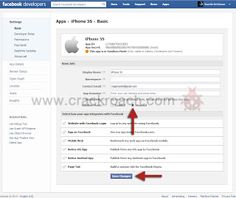 How To Customize Facebook Status Updated 'via' Trick by www.crackroach.com