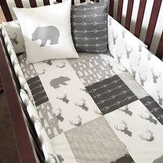 Woodland Blanket/Set