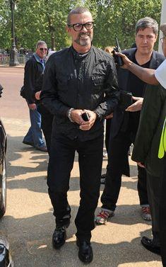 George Michael Photo - Buckingham Palace Prepares for the Royal Wedding