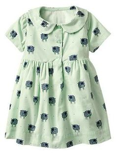 kinda can't handle these new little girl dresses at gap.  just bought wren this one and one other. very cute stuff right now.