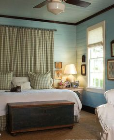 How To Decorate The Master Bedroom English Country Style