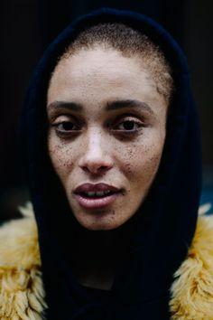 Adwoa Aboah | New York City via Le 21ème