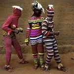Phyllis Galembo Ngar Ball Traditional Masquerade Dance, Cross River, Nigeria