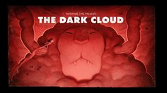 Adventure Time Title Card Painting Process - The Dark Cloud Adventure Time Stakes, Adventure Time Series Finale, Adventure Time Episodes, Marceline, Peppermint Butler, Storyboard Artist, Title Card, Life Goes On, Painting Process