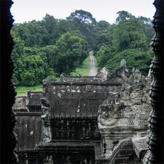 The Temples of Angkor: An amazing and outstanding bunch of rocks, that still blow me away.