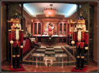 Holidays at the Hollywood Hotel