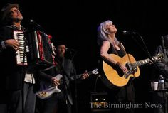 Concert review: Emmylou Harris at her best in Birmingham. (Full story at al.com)