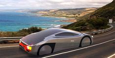 Immortus Solar Powered 3D Printed Sports Car Concept