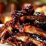 Blackberry Jalapeno Spareribs
