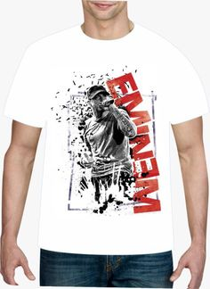 #eminem #tshirt #tees4u #Unisex, High Quality Print, #shirtrinting, DTG Printing, Men's T-shirt, Funny T-shirt http://etsy.me/2CmbzZF #clothing #men #birthday #white #menstshirts #directtogarment #highqualityprint