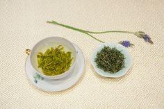 Tea, chinese green tea, from hangzhou
