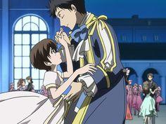 Ouran High School Host Club: Mori dances with Haruhi  Even in the manga Mori didn't get enough love.