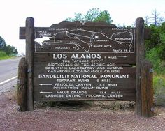 Los Alamos, New Mexico.