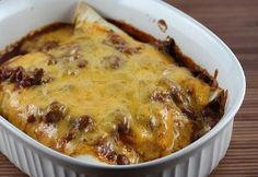 Easy Chili Dog Casserole. Four ingredients and four steps. It's an incredibly easy kid-friendly meal.