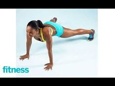 Get your weekly HIIT with this Full Body Dumbbell Circuit Workout for Women. A full dumbbell and bodyweight hiit circuit to help you lose weight. Hiit Workouts Fat Burning, Fast Workouts, Tabata Workouts, 5 Minute Abs Workout, Cardio Workout At Home, Plank Workout, Fitness Workout For Women, Belly Fat Workout, High Intensity Interval Training
