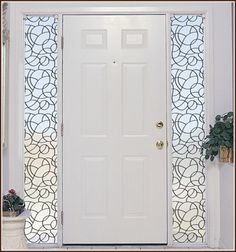 Odyssey Leaded Glass, Privacy or See-Thru versions.  By Wallpaper For Windows