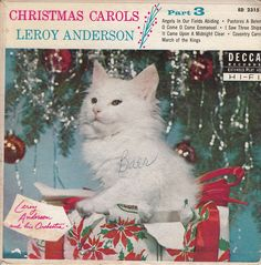 Old Christmas Albums