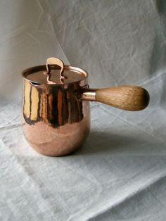 kanehen 2009  copper pot