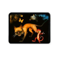 Funny cat and gecko Hitch Cover by nicky - CafePress Cover Design, Color Combinations, Funny Cats, Cartoon, Pillows, Color Combos, Colour Combinations, Funny Kitties, Cushion