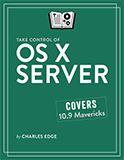 OS X 10.9 Server Book