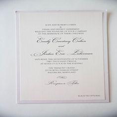 awesome 10 carlton wedding invitations