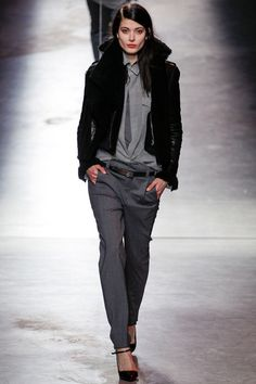 Anthony Vaccarello   Fall 2014 Ready-to-Wear Collection   Style.com