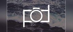 camera logo line