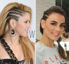 Produção inspirada na Shakira feita por Alexandre Noronha