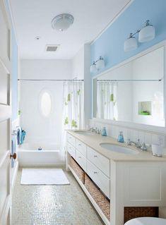 ... Badezimmer auf Pinterest dunkle Schränke, Badezimmer und