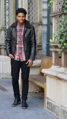 BLACK FASHION | Twitter: @StyleSocietyGuy  More style inspiration...