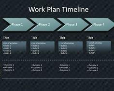 41 best presentations images on pinterest presentation project workplan timeline powerpoint template is a free timeline template for workplan and business projects toneelgroepblik Images