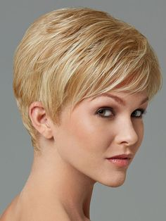 Coupe courte pour femme A Short Hairstyle for Every Face