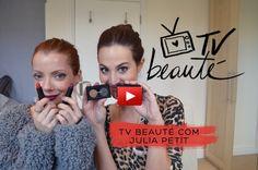 TV Beauté com Julia Petit   Vic Ceridono