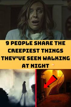 9 People Share The Creepiest Things They've Seen Walking At Night Scary Creepy Stories, Laughing Therapy, Photoshop Fail, Weird World, Confessions, Relationship Goals, Family Photos, Funny Jokes, Fun Facts