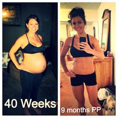 ~Living Healthy with Brittiney~: Post Partum Weight Loss Journey