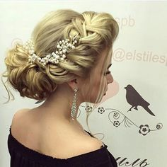 43 Cool Blonde Box Braids Hairstyles to Try - Hairstyles Trends Box Braids Hairstyles, Bride Hairstyles, Pretty Hairstyles, Wedding Hair And Makeup, Wedding Updo, Bridal Hair, Chic Wedding, Trendy Wedding, Bridesmaid Hair
