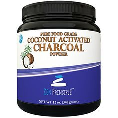 LARGE 12 Oz Coconut Activated Charcoal Powder Whitens Teeth Rejuvenates Skin and Hair Detox and helps Digestion Treats Accidental Poisoning Bug Bites and Wounds USAOwned Producers FREE scoop * Learn more by visiting the image link. Charcoal Teeth Whitening, Natural Teeth Whitening, Skin Whitening, Coconut Activated Charcoal, Hair Detox, Detoxify Your Body, Facial Skin Care, Skin Cream, Powder
