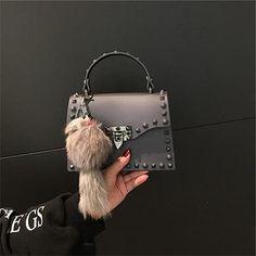 b92a66853751 Fashion Shoulder Bag. Designer Crossbody BagsDesigner Leather HandbagsLuxury  HandbagsLuxury BagsLeather RivetsJelly ...