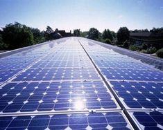 Dez construções sustentáveis: Photovoltaic panels on roof