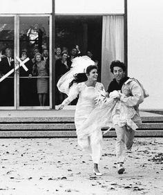 Mike Nichol's The Graduate (1967). One of KA's favourite films.