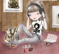 47 Street Lola♥
