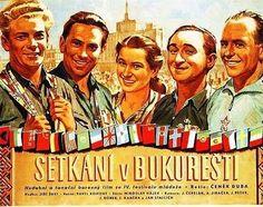 Plakát k filmu Setkání v Bukurešti